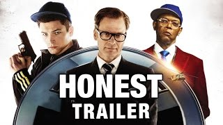 Trailer Honesto- Kingsman