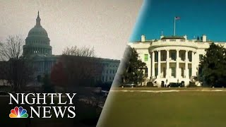 Government Shutdown Hits The One-Month Mark | NBC Nightly News