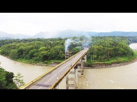 Sholawat Penyejuk Hati Di Iringi Suling Bambu Dengan Gambar Drone Pemandangan Alam Indah