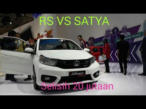 Xxx Mp4 12 Perbedaan BRIO RS 2018 VS BRIO SATYA 2018 3gp Sex