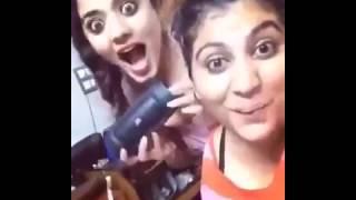 Hot girl funny viral video