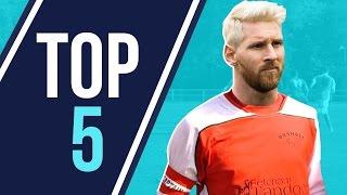 Top 5   Sunday League Messi goals!