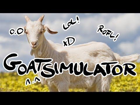 Goat Simulator eine ernsthafte Review