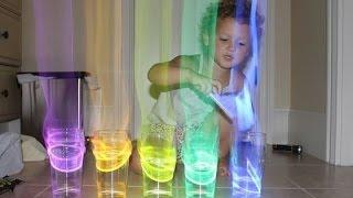تجارب علمية ممتعة يمكنك القيام بها في المنزل