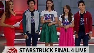 24Oras: Starstruck Final Four, nakahanda na sa Finale bukas