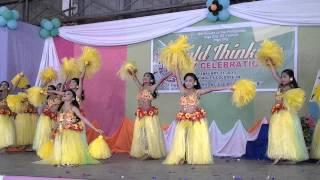 Hawiian Dance- ICS