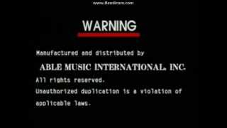 Able Music International, Inc. Logo 2
