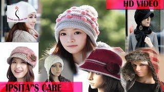 Ipsita's Care || শীতে রং-বেরংয়ের টুপি || HD
