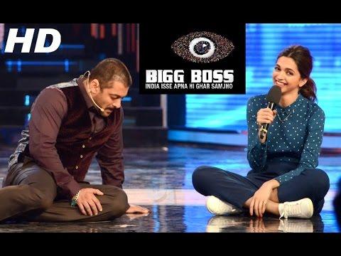 Xxx Mp4 Bigg Boss 10 Episode 1 Salman Khan Shoots With Deepika Padukone 3gp Sex