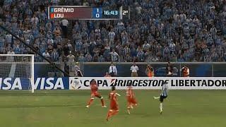 Grêmio 1 (5) x (4) 0 LDU (Copa Libertadores 2013)
