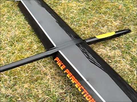 Pike Perfection Der neue F3J Star von SAMBA model