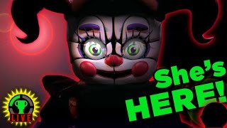 FNAF Sister Location is HERE! | FNAF Official Release!