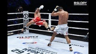 GLORY 62: Guto Inocente Vs. Mo Abdallah (Tournament Quarter-Final) - Full Fight