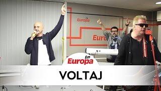Voltaj - Din toata inima pentru Nationala Romaniei LIVE la Europa FM