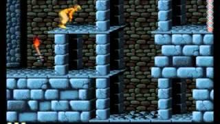 [SFC]페르시아 왕자 공략 - 레벨01(Prince of Persia - LV.01)