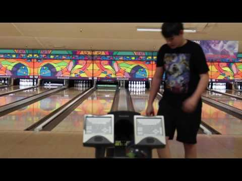 Bowling Practice Session | 242 Game