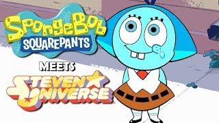 Steven Universe Meets Spongebob Squarepants 9