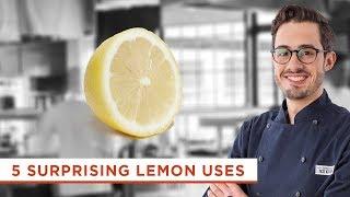 5 Surprising Uses for Lemons