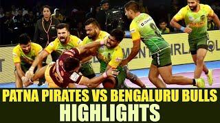 PKL 2017: Patna Pirates defeat Bengaluru Bulls 36-32, Highlights   Oneindia News