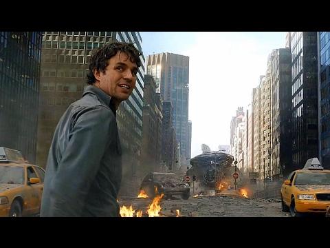 The Avengers I m Always Angry Hulk SMASH Scene Movie CLIP HD