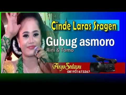Download Lagu Cinde Laras terbaru 2016 GUBUG ASMORO by Rini & Tomo icix kiwir MP3