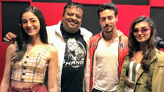 Tiger Shroff , Tara Sutaria & Ananya Panday Best Ever Interview   Student Of The Year 2   HrishiKay