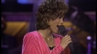 Whitney Houston - One Moment In Time (Live at Sammy Davis Jr 's 60th Anniversary 1989)