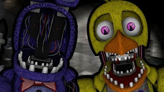 Five Nights at Freddy's 2 (Night 3) || BONNIE AND CHICA WANT SOME REVENGE!!!