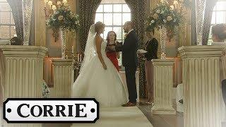 Aidan & Eva - Coronation Street Wedding