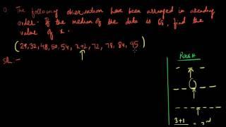 Statistics Doubt | Question 1 | Hindi