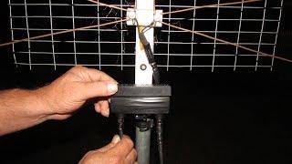 Winegard LNA-200 Boost XT TV Antenna Booster Real Test