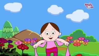 Munni Ki Chunni | Hindi Rhymes: Barish Aayi | Animated Rhymes by Jingle Toons