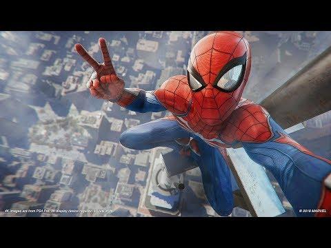 Xxx Mp4 Marvel S Spider Man PS4 Open World Gameplay At ACGHK 2018 3gp Sex