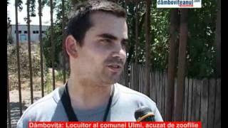 Dâmbovita - Locuitor al comunei Ulmi, acuzat de zoofilie