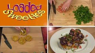 Recipe-Free Vegan Cooking Class: Loaded Sweet Dumpling Squash