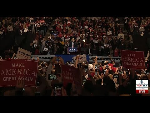Full Event President Elect Donald Trump Rally in Cincinnati OH 12 1 16