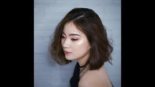 The Rose Gold Make up look. naka by xiang