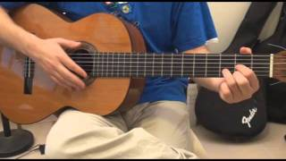 How To Play Love Suicide - Tinie Tempah On Guitar Tutorial
