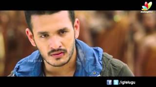 Akhil Movie Latest Thetrical Trailer || Akkineni Akhil, Sayyesha Saigal || VV Vinayak, Nithin