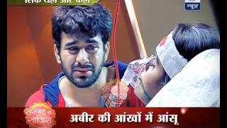 Badtameez Dil: Meher met with an accident, condition critical