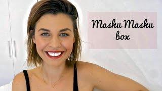 обзор на Израильскую коробочку MASHU MASHU BOX