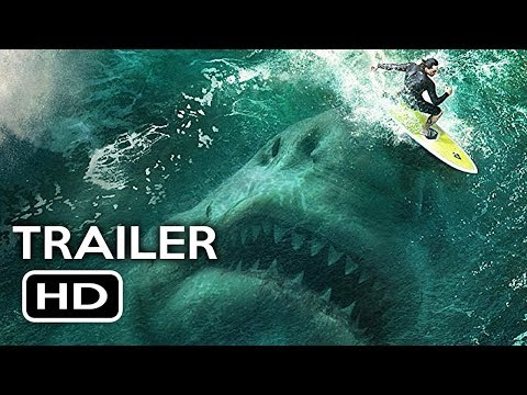Xxx Mp4 The Meg Official Trailer 1 2018 Jason Statham Ruby Rose Megalodon Shark Movie HD 3gp Sex