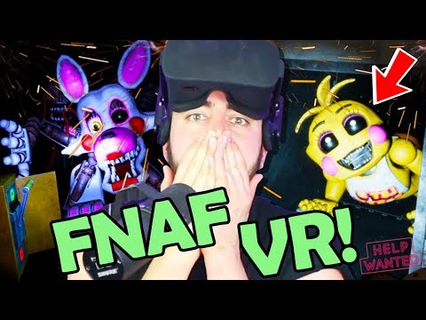 Xxx Mp4 FNAF VR Help Wanted NEW LORE NEW SECRETS I 39 M So Done Five Nights At Freddy 39 S Help Wanted 3gp Sex