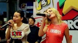 Alexandra Stan & INNA - We Wanna | PREMIERA ProFM LIVE Session