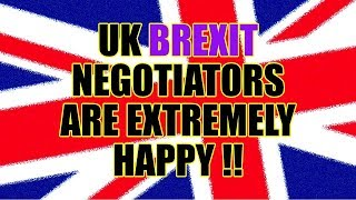 🇬🇧 Brexit - EU Negotiators Losing the Argument But Getting Personal 🇬🇧