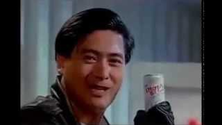 Milkis (Lotte) Ad with Chow Yun Fat - Korean Ad