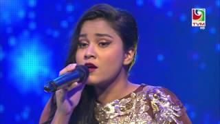 Maldivian Idol Gala Round | Rey Rey Dhivaanaa - Laisha