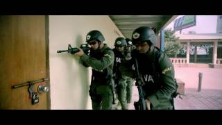 Dhaka Attack 2017   Bengali Film   Official First Look   Arifin Shuvoo   Mahiya Mahi   YouTube