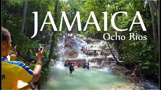 JAMAICA - OCHO RIOS | CACHOEIRA | MSC DIVINA CRUZEIRO NO CARIBE