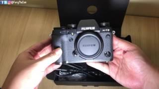 FUJIFILM X-T2 INDONESIA - Unboxing Fuji Film XT2 Review Indonesia
